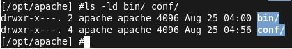Cấu hình bảo mật cho hệ thống Web Server sử dụng Apache - Ảnh 7.