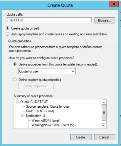 Hướng dẫn cài đặt dịch vụ File Server môi trường workgroup - Phần 1 - Ảnh 8.