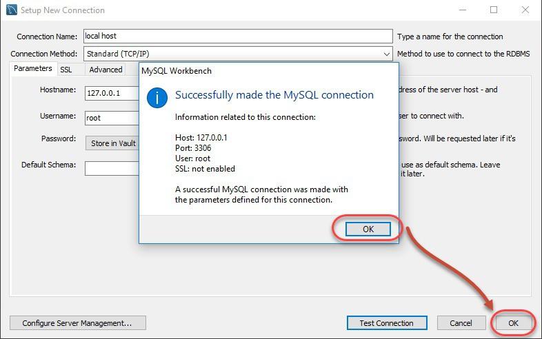 MySQL Workbench là gì? Hướng dẫn cài đặt MySQL Workbench (trên Windows) - Ảnh 15.