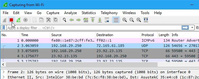 Wireshark là gì? Tính nÄng và cài Äặt Wireshark - Ảnh 5.