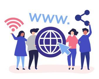 WWW là gì? World wide web có phải là internet? - Ảnh 1.