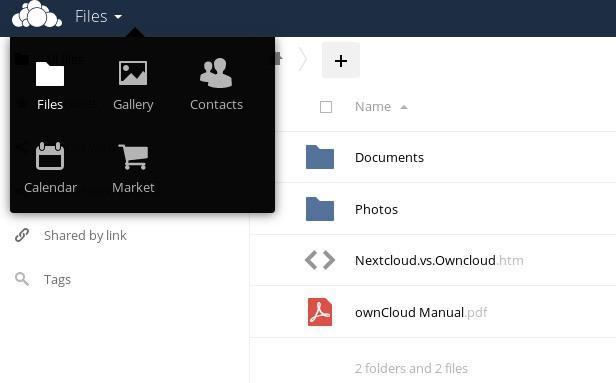 ownCloud là gì và Nextcloud là gì? So sánh ownCloud và Nextcloud - Ảnh 7.