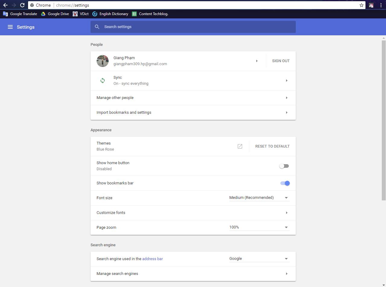 Cách tắt thông báo Facebook trong trình duyệt Chrome, Firefox, Coccoc - Ảnh 2.