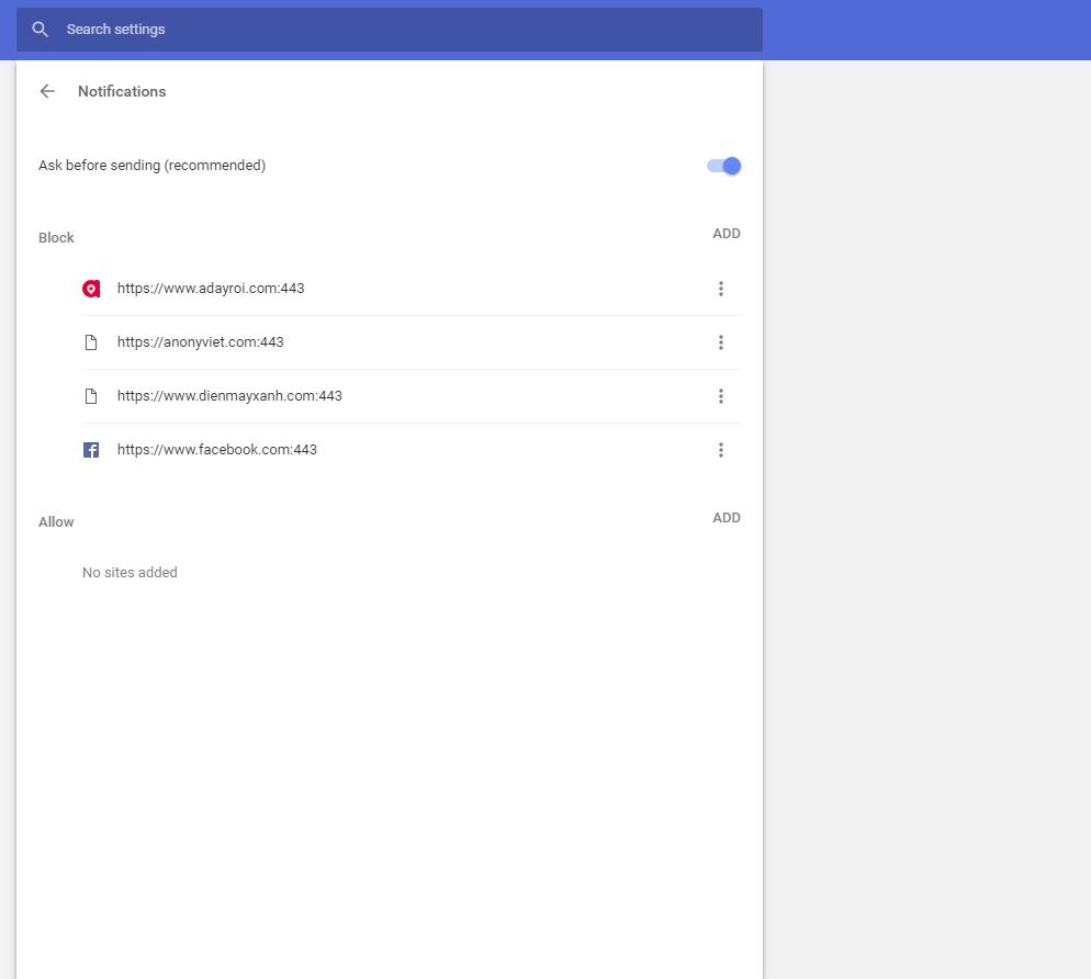 Cách tắt thông báo Facebook trong trình duyệt Chrome, Firefox, Coccoc - Ảnh 6.