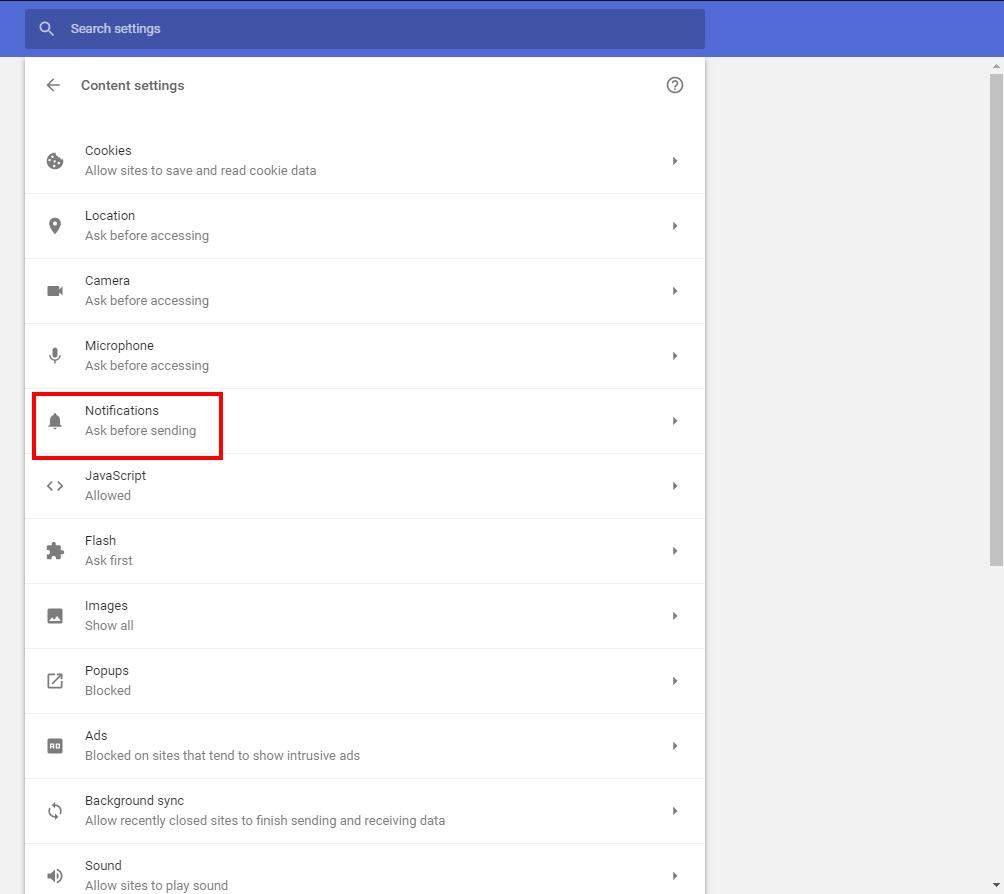 Cách tắt thông báo Facebook trong trình duyệt Chrome, Firefox, Coccoc - Ảnh 5.