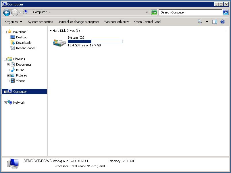 Windows server: Add & format disk - Ảnh 1.
