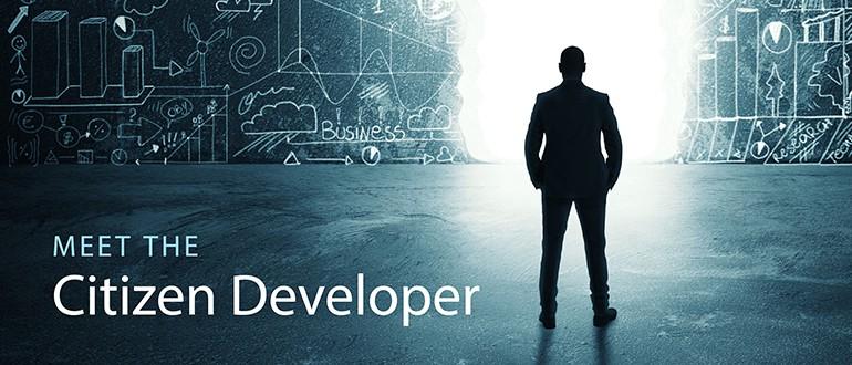 Citizen developer – Lập trình viên mà không hề biết code? - Ảnh 1.