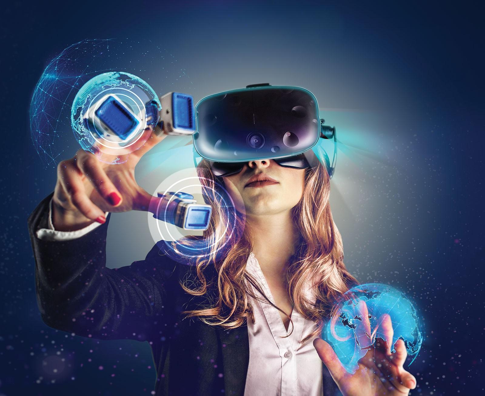 Phân biệt Thực tế ảo (VR) và Thực tế tăng cường (AR) - Ảnh 1.