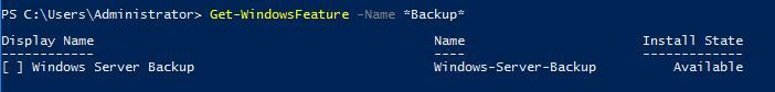 Hướng dẫn Backup & Restore trên Windows Server 2016 - Ảnh 3.