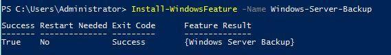 Hướng dẫn Backup & Restore trên Windows Server 2016 - Ảnh 4.