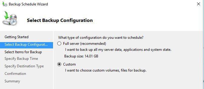 Hướng dẫn Backup & Restore trên Windows Server 2016 - Ảnh 6.