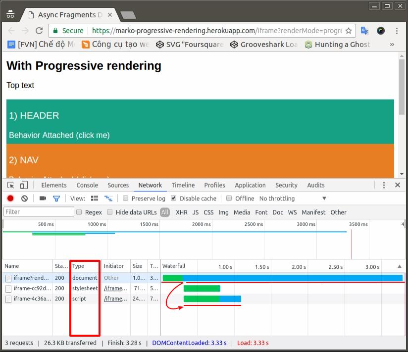 Tăng tốc độ tải trang với Progressive rendering - Ảnh 3.