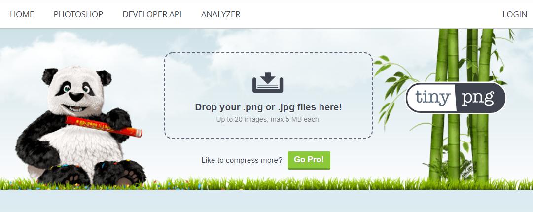 Công cụ nén ảnh PNG hiệu quả TinyPNG  - Ảnh 5.