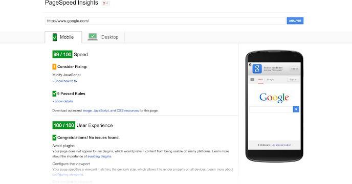 Tìm hiểu công cụ đánh giá tốc độ Google Speed Test - Ảnh 2.