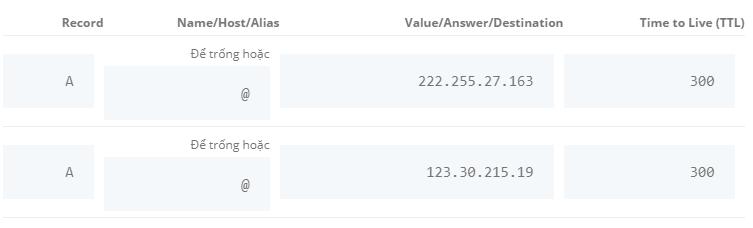 Hướng dẫn chỉnh cấu hình DNS trong BizFly CDN    - Ảnh 3.