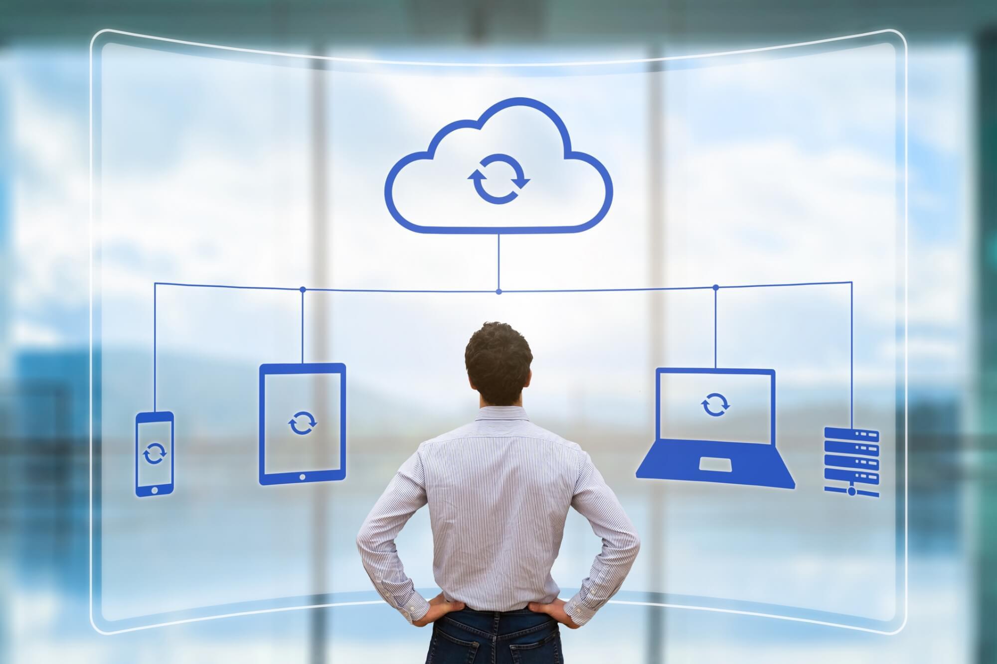Cloud Storage - Lưu trữ đám mây là gì? Tìm hiểu về lưu trữ đám mây - Ảnh 3.