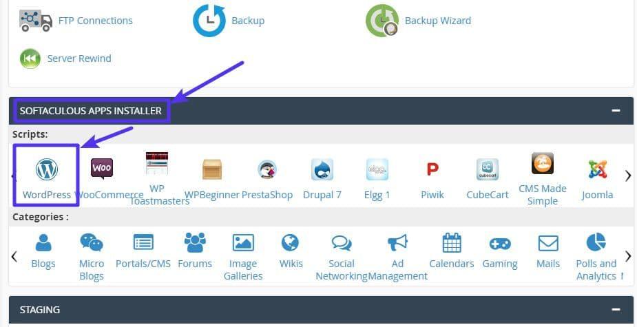 cPanel là gì? Hướng dẫn trình quản lý hosting cPanel cho người mới bắt đầu - Ảnh 3.