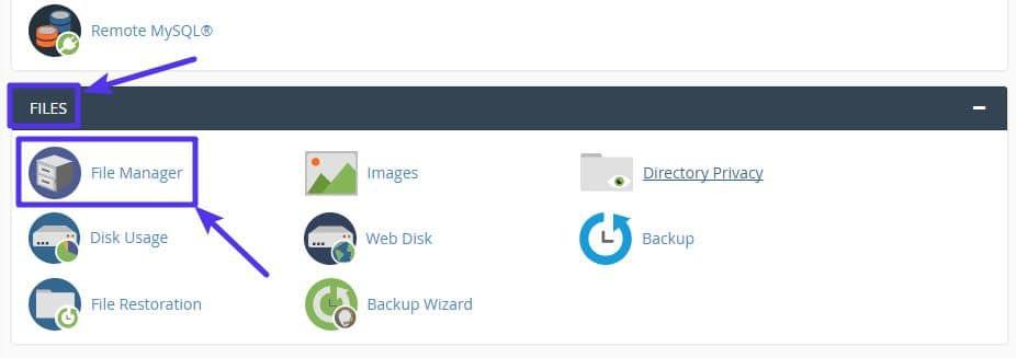 cPanel là gì? Hướng dẫn trình quản lý hosting cPanel cho người mới bắt đầu - Ảnh 8.