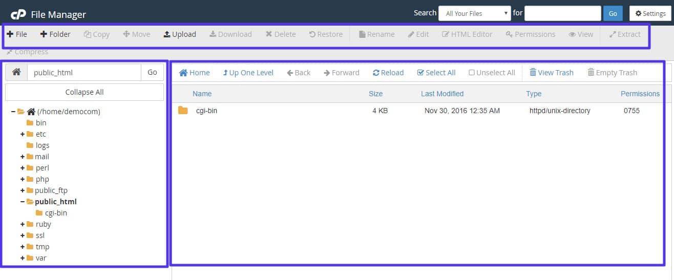 cPanel là gì? Hướng dẫn trình quản lý hosting cPanel cho người mới bắt đầu - Ảnh 9.