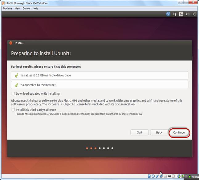 Hướng dẫn cài đặt hệ điều hành linux trên Window và VMware - Ảnh 20.