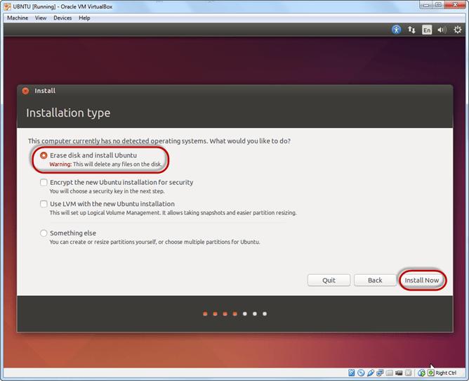 Hướng dẫn cài đặt hệ điều hành linux trên Window và VMware - Ảnh 21.