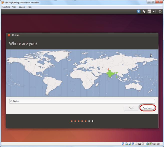 Hướng dẫn cài đặt hệ điều hành linux trên Window và VMware - Ảnh 22.