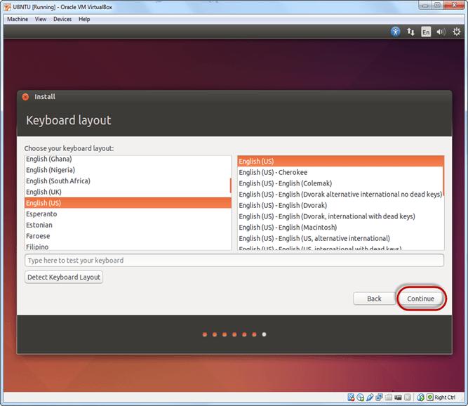 Hướng dẫn cài đặt hệ điều hành linux trên Window và VMware - Ảnh 23.