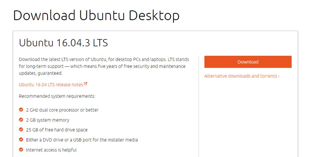 Hướng dẫn cài đặt hệ điều hành linux trên Window và VMware - Ảnh 2.