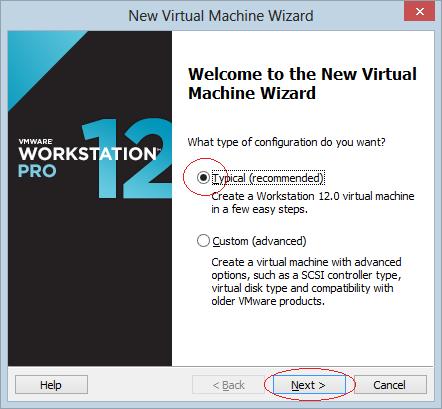 Hướng dẫn cài đặt hệ điều hành linux trên Window và VMware - Ảnh 7.