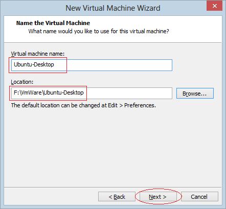 Hướng dẫn cài đặt hệ điều hành linux trên Window và VMware - Ảnh 10.