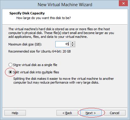 Hướng dẫn cài đặt hệ điều hành linux trên Window và VMware - Ảnh 11.