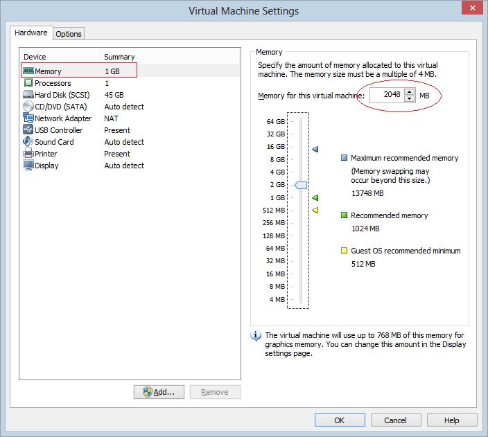 Hướng dẫn cài đặt hệ điều hành linux trên Window và VMware - Ảnh 14.