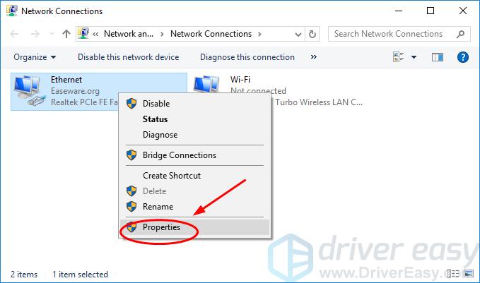 Sửa lỗi DNS Server Not Responding trên Windows 7/8/10 - Ảnh 4.