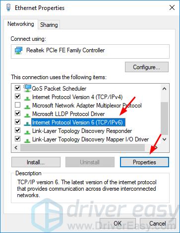 Sửa lỗi DNS Server Not Responding trên Windows 7/8/10 - Ảnh 7.
