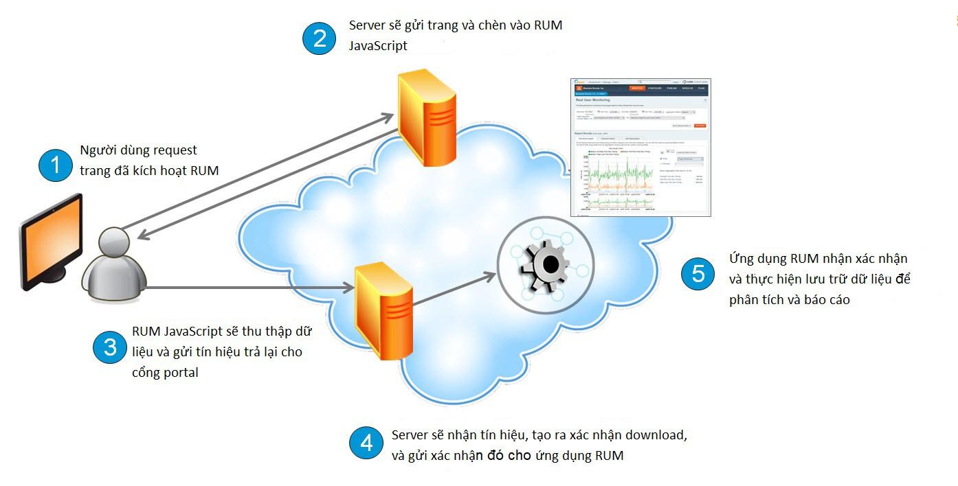 Phân biệt CDN nhận dạng theo location (Synthetic monitoring) và theo RUM (Real user monitoring) - Ảnh 1.