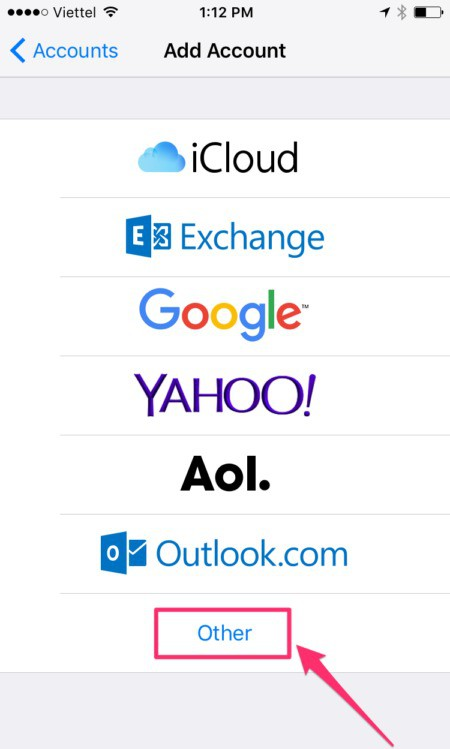 Hướng dẫn cài đặt email tên miền riêng trên các hệ điều hành - Ảnh 1.