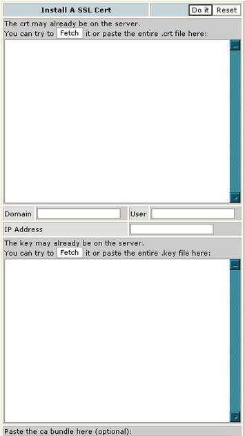 Hướng dẫn cài đặt SSL trên cPanel/WHM - Ảnh 2.