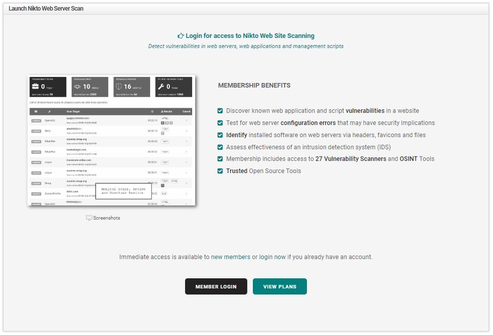 Nikto Website Scanner - Công cụ dò tìm lỗi website cơ bản - Ảnh 1.