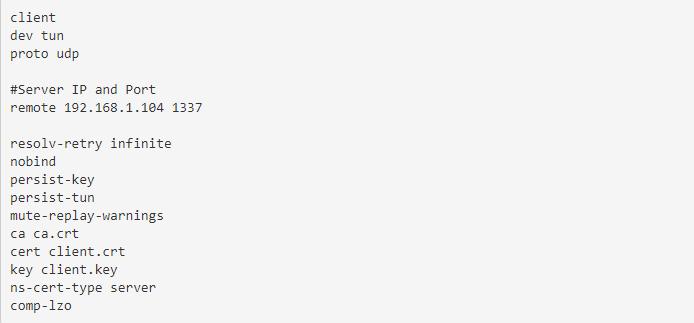 Hướng dẫn cài đặt OpenVPN Server và Client trên CentOS 7 - Ảnh 7.
