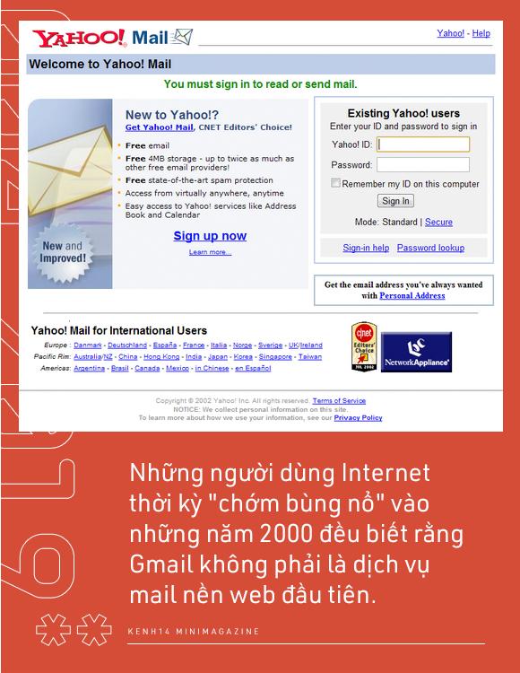 Nếu bạn chưa biết: Google mail đã 15 năm tuổi, và cũng đã 15 năm chúng ta có một môi trường làm việc ảo chuyên nghiệp! - Ảnh 1.