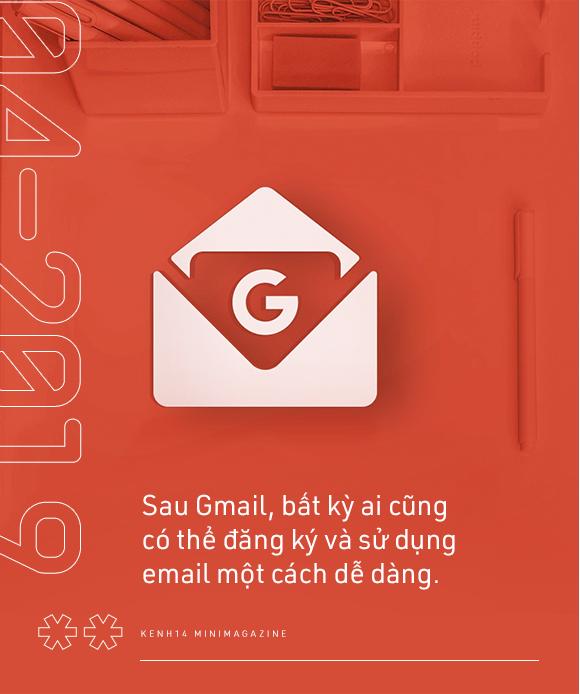 Nếu bạn chưa biết: Google mail đã 15 năm tuổi, và cũng đã 15 năm chúng ta có một môi trường làm việc ảo chuyên nghiệp! - Ảnh 3.