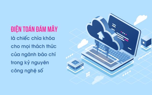 [Case study] Điện toán đám mây giúp giải quyết triệt để thách thức số trong ngành công nghiệp báo chí - Ảnh 1.