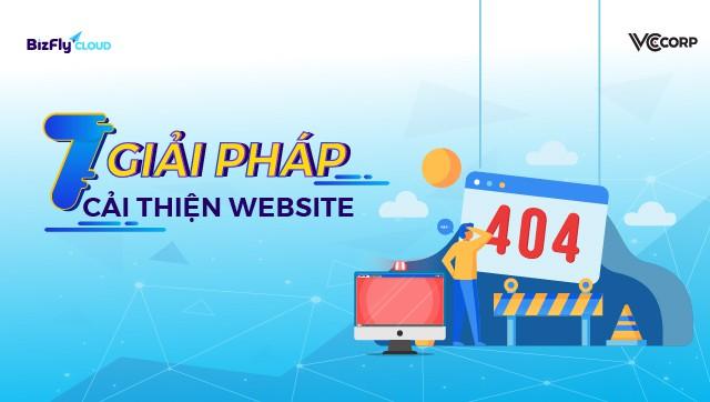 7 giải pháp cải thiện website hiệu quả doanh nghiệp không thể bỏ qua - Ảnh 1.