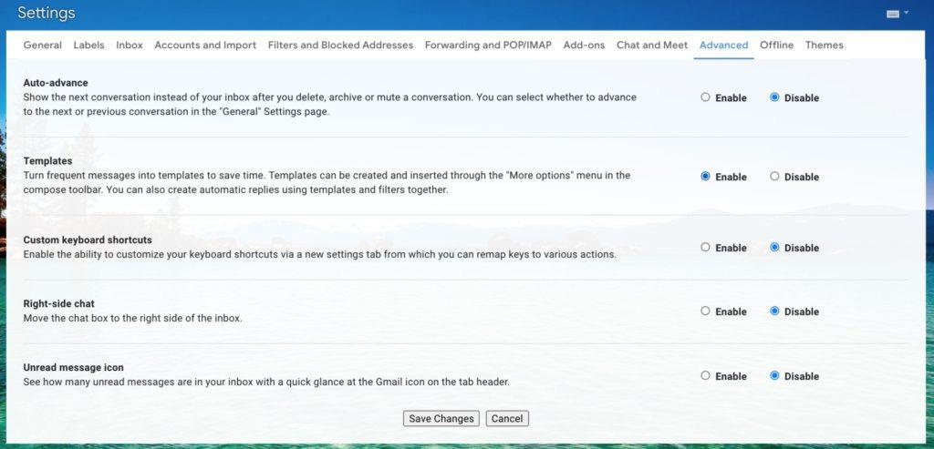 Gmail templates: Tạo, sửa, xóa, mẫu email tự động chỉ trong nháy mắt - Ảnh 1.