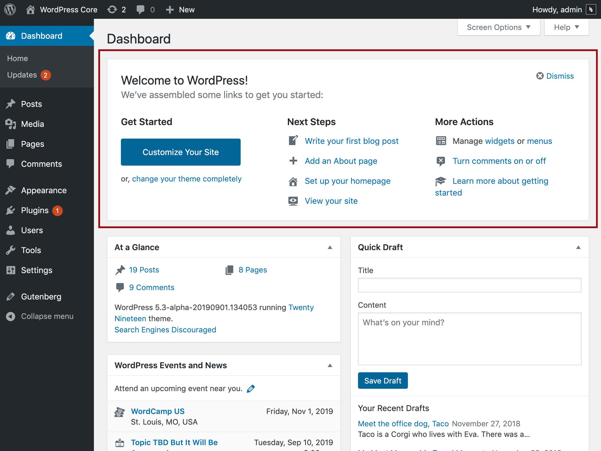 Wordpress-dashboard-la-gi 3