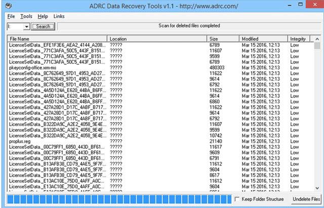 Giới thiệu 15 phần mềm phục hồi dữ liệu ổ cứng miễn phí tốt nhất - Ảnh 10.