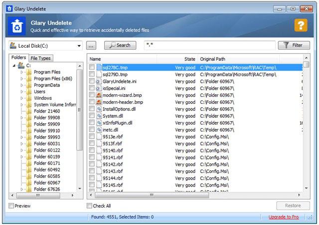 Giới thiệu 15 phần mềm phục hồi dữ liệu ổ cứng miễn phí tốt nhất - Ảnh 4.