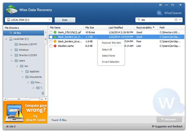 Giới thiệu 15 phần mềm phục hồi dữ liệu ổ cứng miễn phí tốt nhất - Ảnh 7.