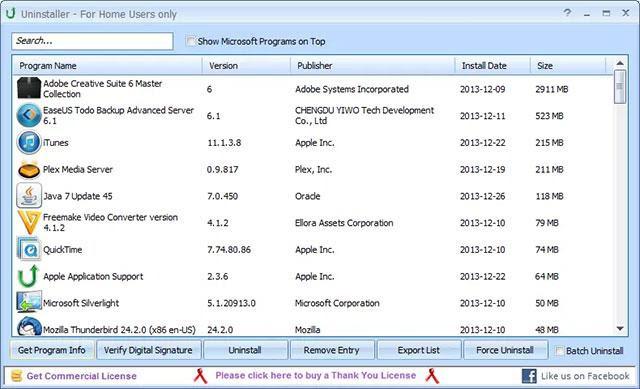 12 phần mềm gỡ ứng dụng tận gốc miễn phí tốt nhất trên máy tính - Ảnh 7.