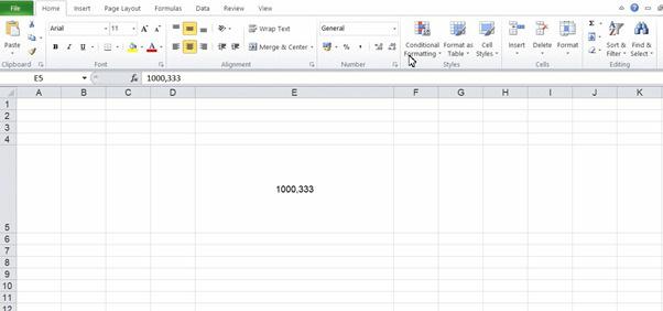 7 cách làm tròn số trong Excel đơn giản nhất - Ảnh 1.